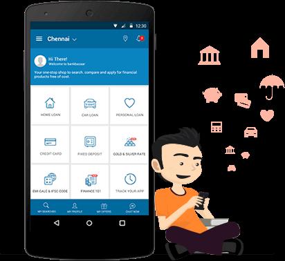 Bankbazaar Mobile App - Download App for Android & Iphone