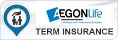 Aegon Religare Term Plan