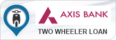 Axis Two Wheeler Loan