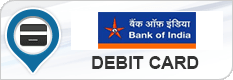 Bank of India Debit Card