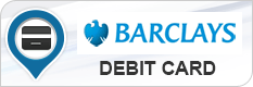 Barclays Bank Debit Card