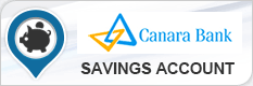 Canara Bank Savings Account