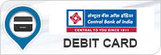 Central Bank of India Debit Card