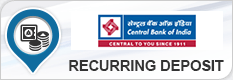 CENTRAL BANK OF INDIA RECURRING DEPOSIT