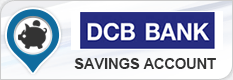 DCB Bank Savings Account