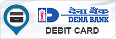Dena Bank Debit Card