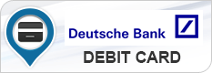 Deutsche Bank Debit Card
