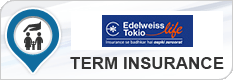 Edelweiss Tokio Term Plan