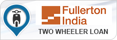 Fullerton Two Wheeler Loan