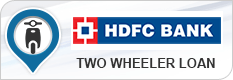 HDFC Two Wheeler Loan