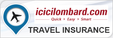 ICICI Lombard Travel Insurance