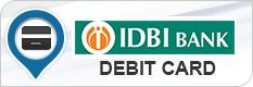 IDBI Bank Debit Card
