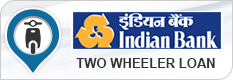 Indian Bank Two Wheeler Loan