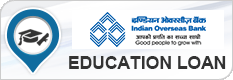 Indian Overseas Bank Education Loan