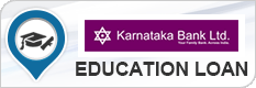 Karnataka Bank Education Loan