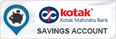 Kotak Mahindra Bank Savings Account