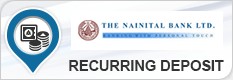 NAINITAL BANK RECURRING DEPOSIT