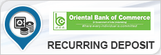 ORIENTAL BANK RECURRING DEPOSIT