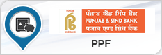 Punjab and Sind Bank PPF