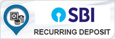 SBI BANK RECURRING DEPOSIT
