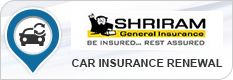 Shriram Car Insurance Renewal