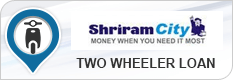 Shriram City Union Finance Two Wheeler Loan