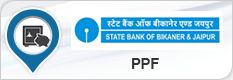 State Bank of Bikaner and Jaipur PPF