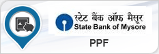State Bank of Mysore PPF