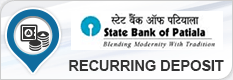 STATE BANK OF PATIALA RECURRING DEPOSIT