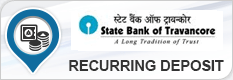 STATE BANK OF TRAVANCORE RECURRING DEPOSIT