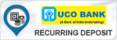 UCO BANK RECURRING DEPOSIT
