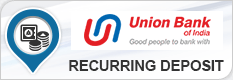 UNION BANK OF INDIA RECURRING DEPOSIT
