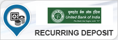 UNITED BANK OF INDIA RECURRING DEPOSIT