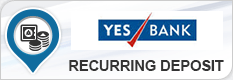 YES BANK RECURRING DEPOSIT