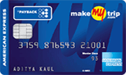 The NEW American Express® MakeMyTrip Credit Card