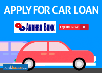 Andhra Bank Car Loan 9 2 25 Jul 2019
