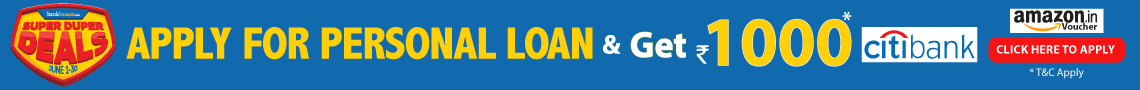 Citibank Personal Loan Offers