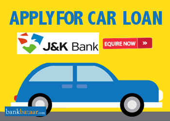 Jammu and Kashmir Bank Car Loan