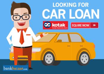 Car Loan Interest Rate Kotak Bank