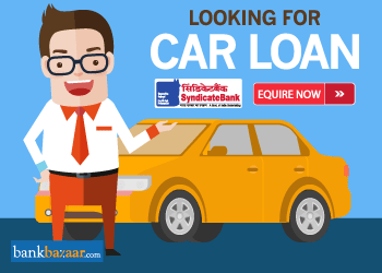 Syndicate Bank Car Loan