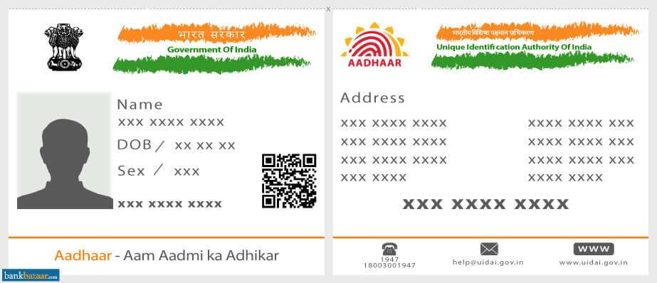 Aadhar Card Download - How to Download & Print e-Aadhaar ...