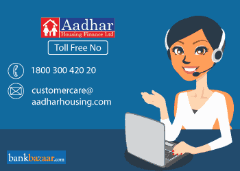 aadhar housing finance home loan customer care contact details
