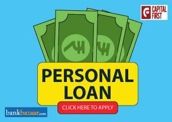 Apply for Capital First Personal Loan