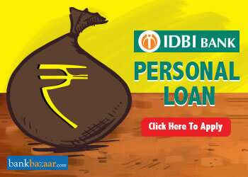 Apply for IDBI Personal Loan
