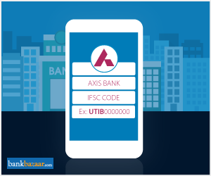 Axis Bank IFSC Code