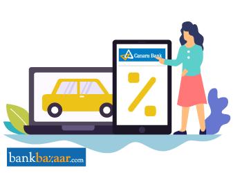 Canara Bank Car Loan Interest Rates 8 90