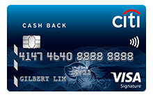 Apply Citi Cashback Card