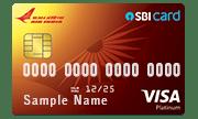 Air India SBI Platinum Card