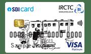 SBI IRCTC Platinum Credit Card