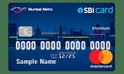SBI Mumbai Metro Credit Card